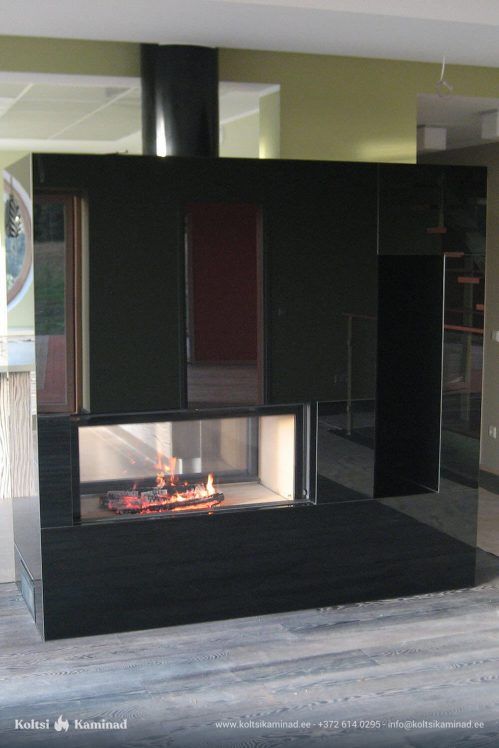 Moderne kamin M-design 1150DH diamond